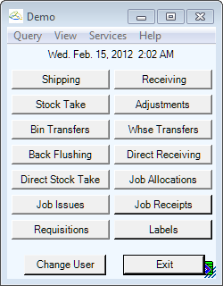 cadacus warehouse management for syspro