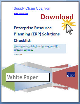 buy ERP software questions