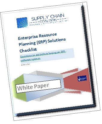 enterprise resource planning erp solutions checklist3
