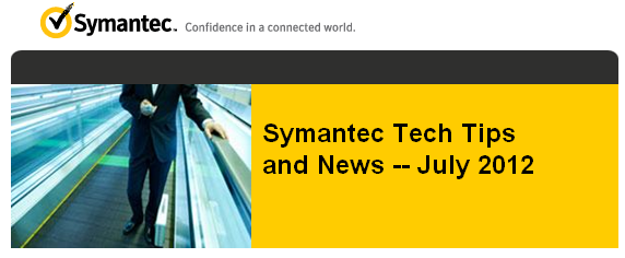 symantec enterprise software news