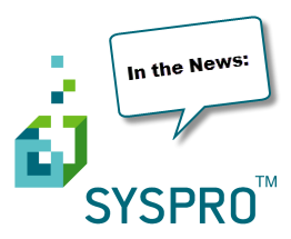 syspro in the news