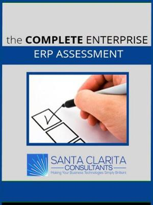 enterprise erp assessment
